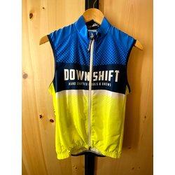 Cutaway Downshift Wind Vest