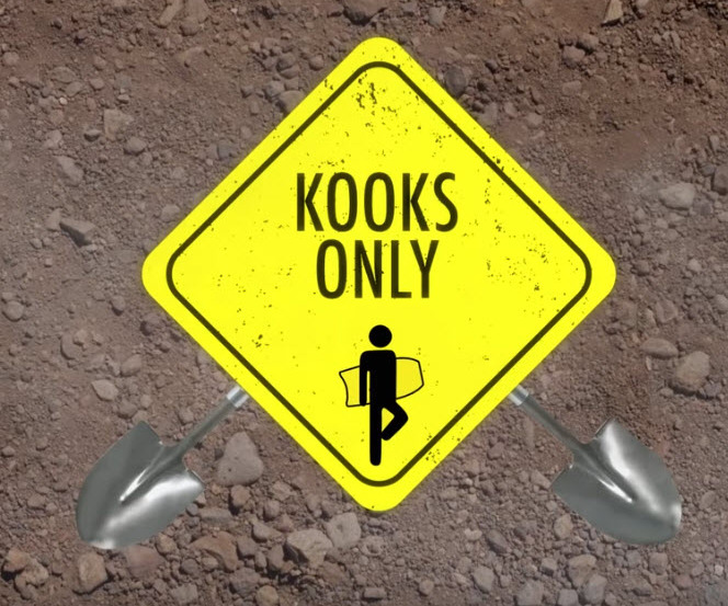 kooks only video