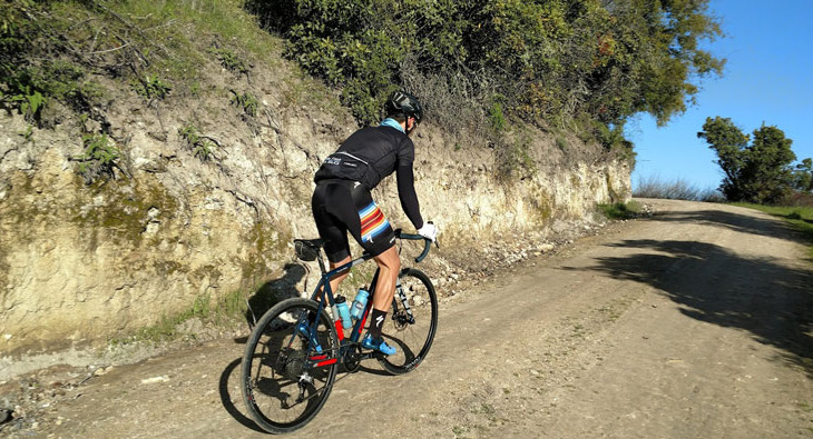 Gravel ride