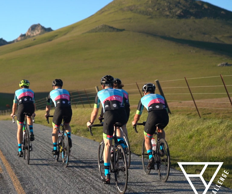 Vivid Cycling Team ride