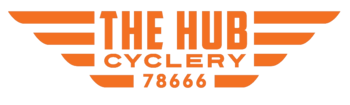 The Hub Cyclery Logo
