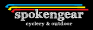 Spokengear Cyclery & Outdoor Home Page