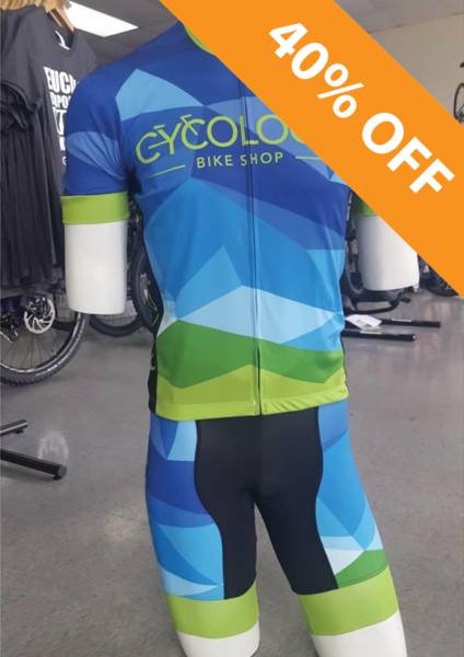 Castelli 2018 Cycology Bike Shop Jersey