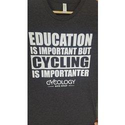 Cycology Education T-shirt