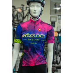 Castelli Cycology Bike Shop Jersey Womens