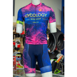 Castelli Cycology Bike Shop Jersey