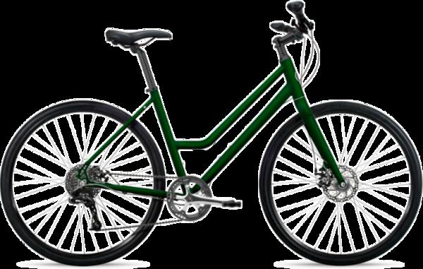 Roll Bicycle Company Roll C:1 City Bike Step-Thru