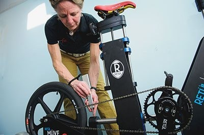 Experienced bike fitting professionals - Canton, CT