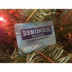 Benidorm Bikes $100 Gift Card