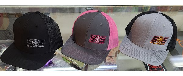 505 Cycles 505 Trucker Hat