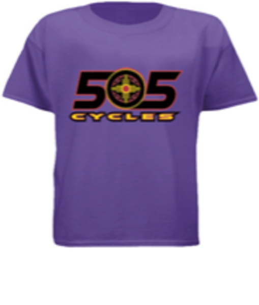505 Cycles Youth T (multiple colors available)