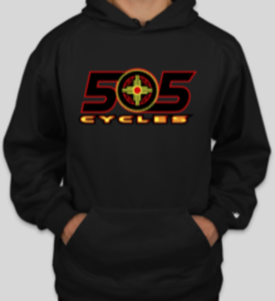 505 Cycles 505 Hoodie