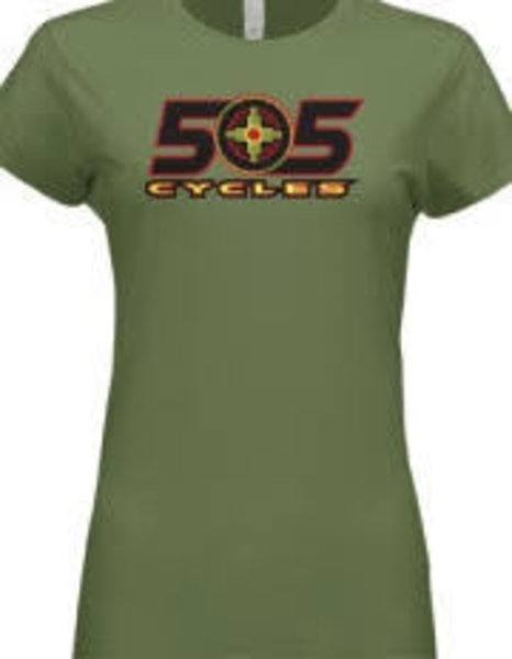 505 Cycles Women's T (multiple colors available)