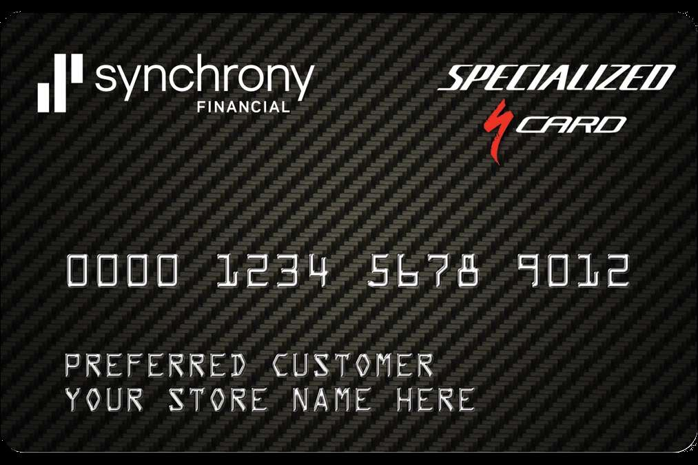 Synchrony Card View