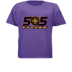 505 Cycles Youth T