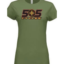 505 Cycles Womens T