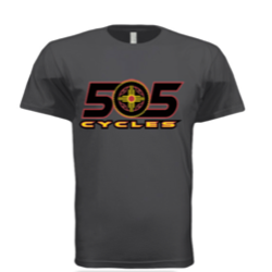 505 Cycles 505 T's (multiple colors available)