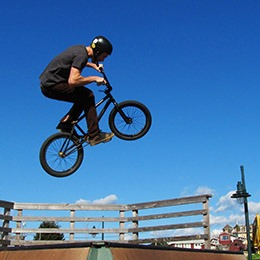Freedom Bicycles services BMX bikes
