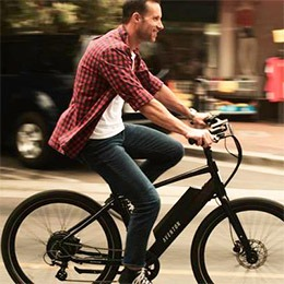 Freedom Bicycles services E-Bikes