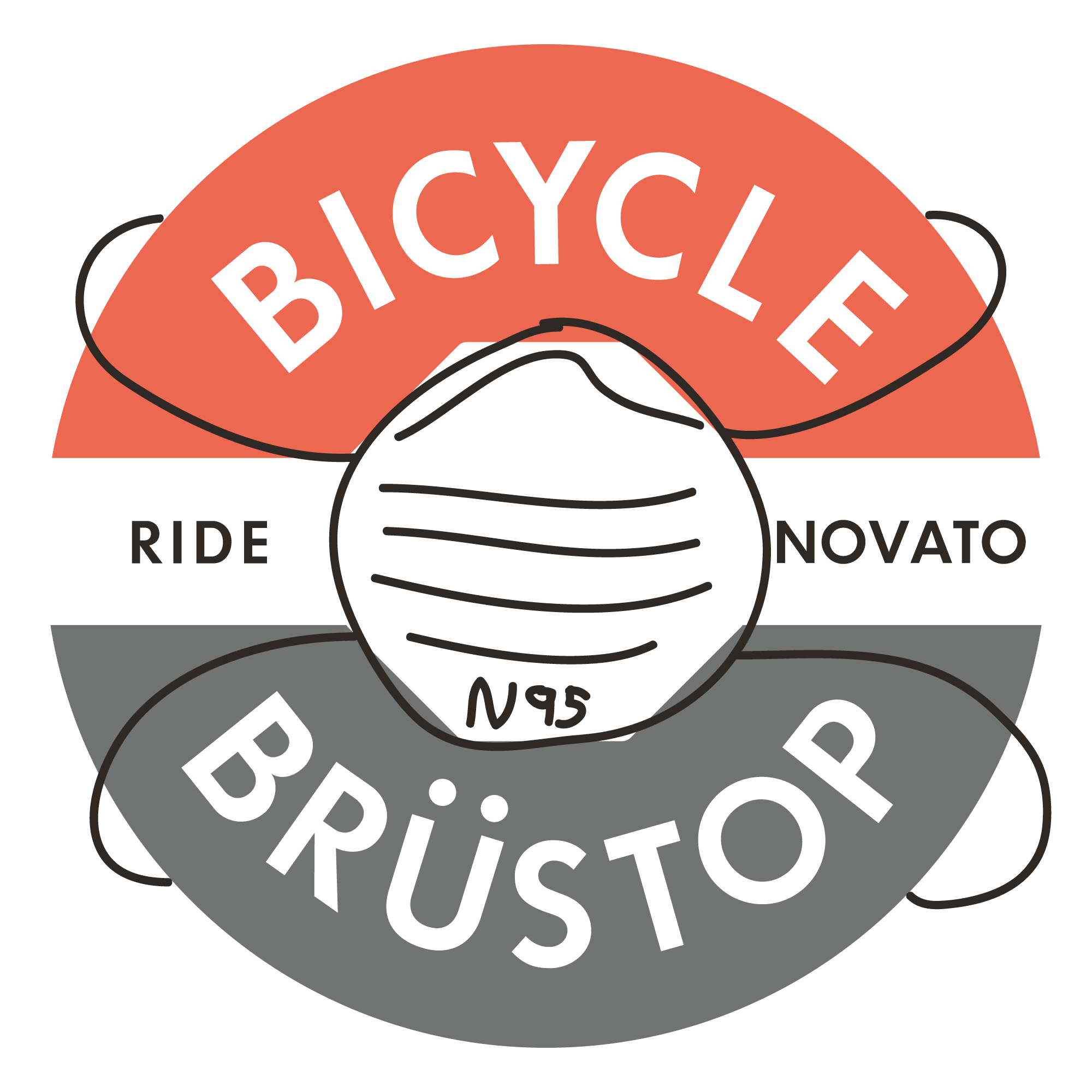 Bicycle Brustop logo