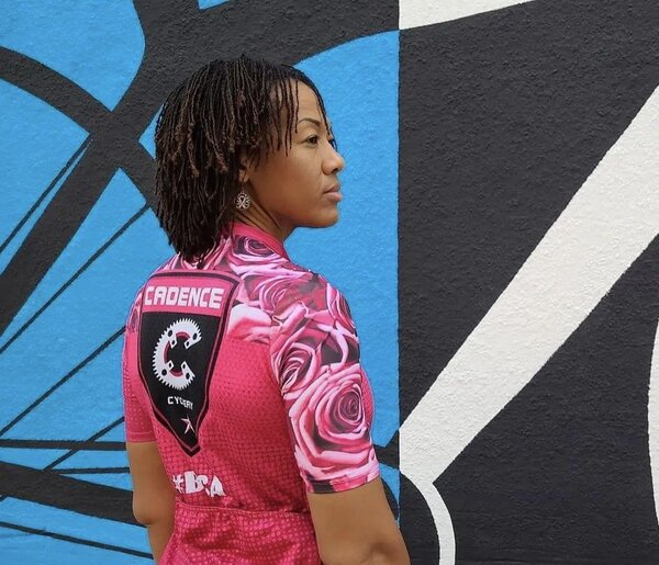 Jackroo 2021 Cadence Jakroo Pink BCA Jersey - Women's
