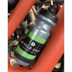 Bicycle Chain 22oz Water Bottle