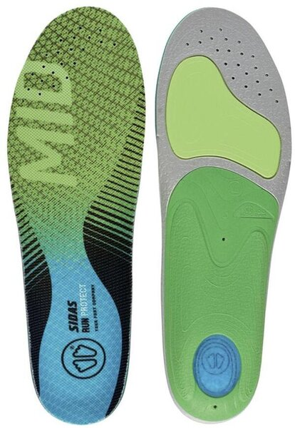 Sidas 3Feet Run Protect Mid Insoles