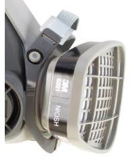 3M RESPIRATOR REPLACEMENT FILTERS