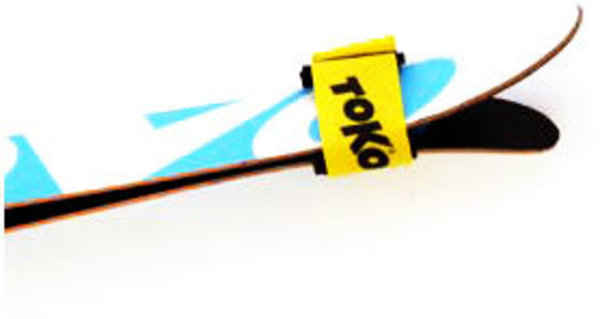 Toko Wrap-Around Velcro Ski Straps
