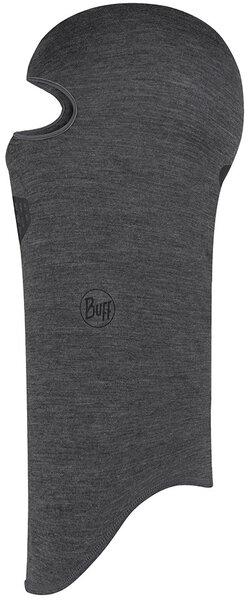 Buff Lightweight Merino Wool Balaclava - Grey