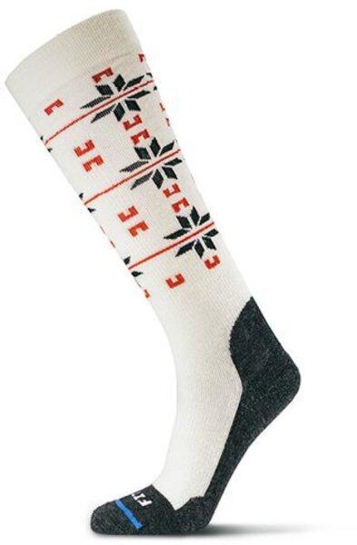 FITS Socks Medium Ski OTC - Natural