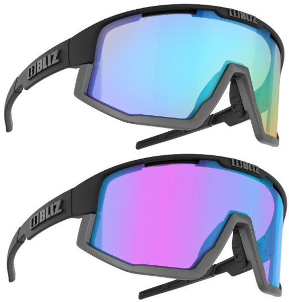 Bliz Optics Fusion Matte Black Nordic Light