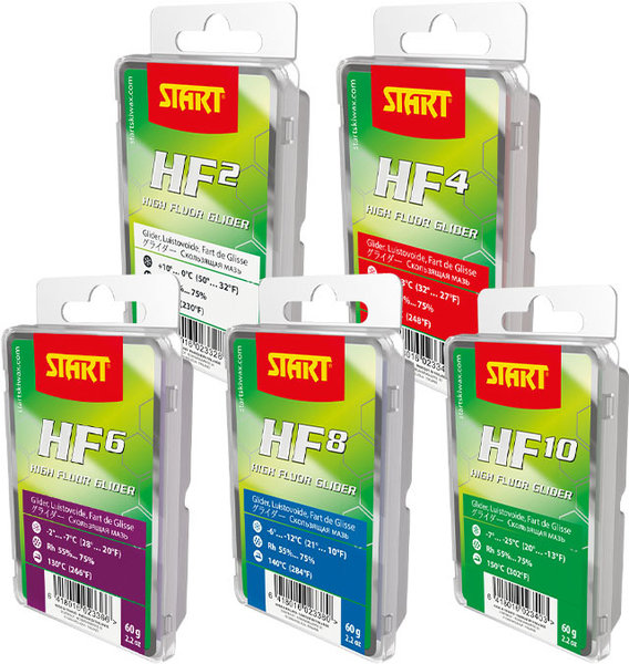 START High Fluoro Glide Wax 60gm