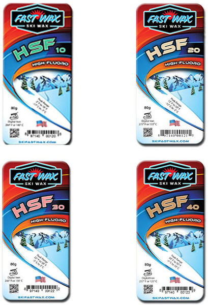 Fast Wax High-Fluoro HSF 80g