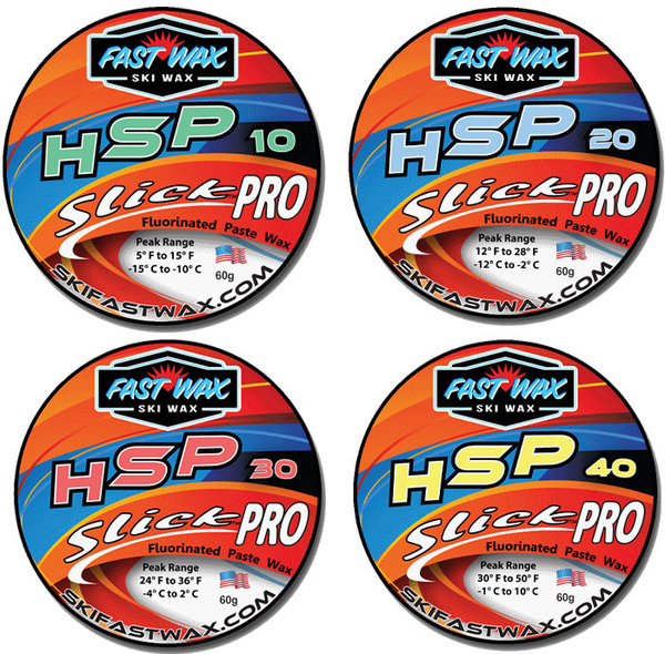 Fast Wax HSP 60g Slick Pro Paste