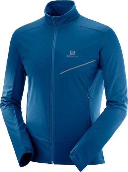 Salomon Men's RS Softshell Jacket - Poseidon