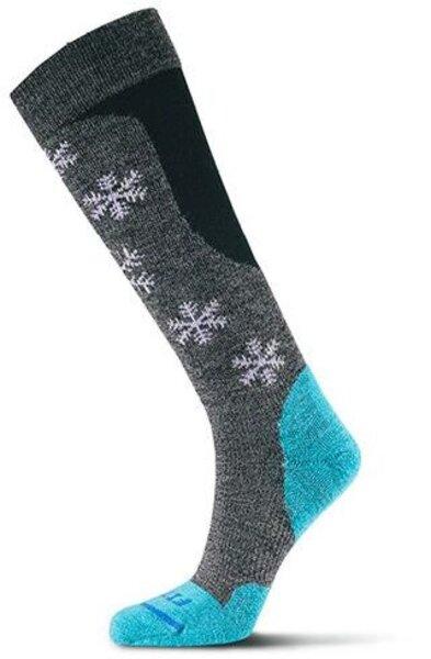 FITS Socks Light Ski OTC - Snowflake