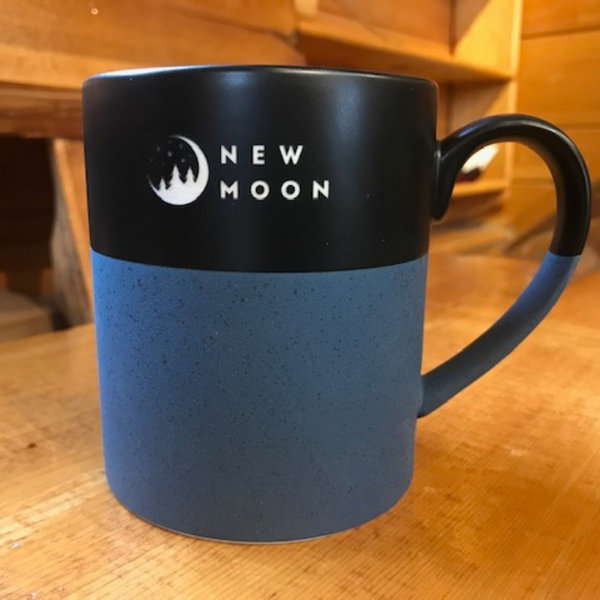 New Moon Ceramic Mug Set of 2