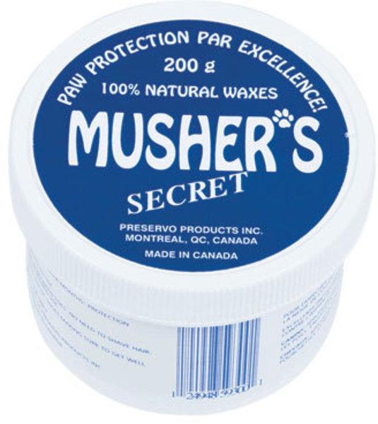 Musher's Secret Paw Wax 200gm