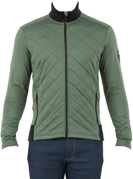 Swix Men's Myrene Quilted Midlayer