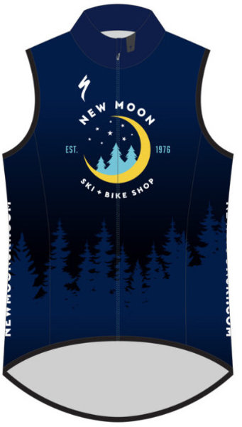 New Moon Men's Deflect SL Vest
