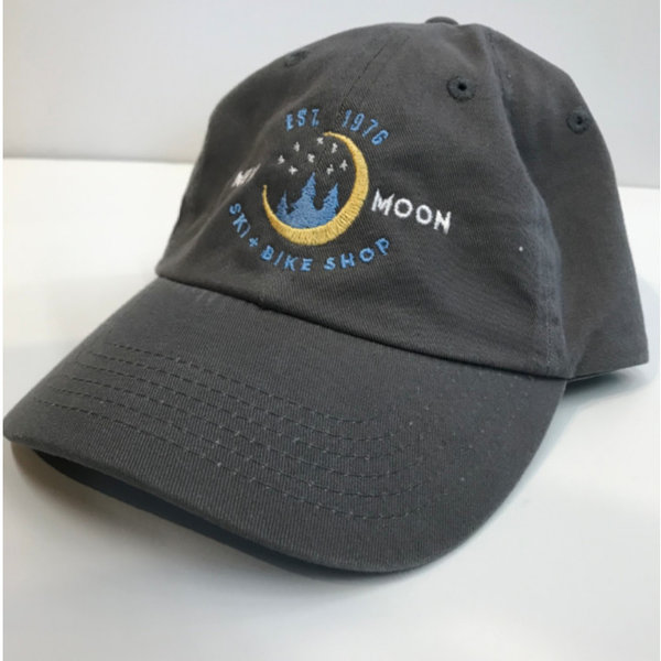 New Moon Gray Ball Cap