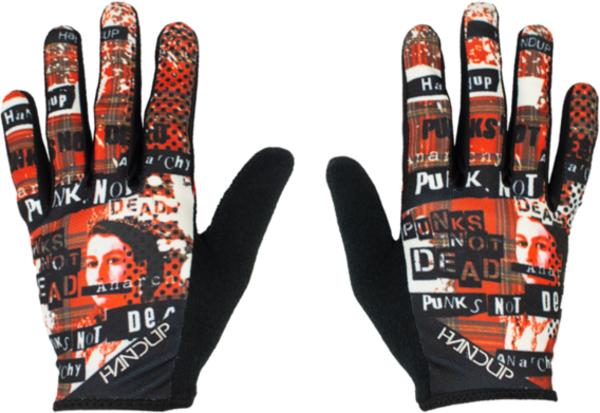 Handup Gloves- Punk Saved the Queen