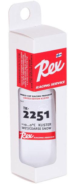Rex TK-2251 Klister (32F to 50F Wet Snow)