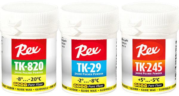 Rex Pure Fluoro Powders 30g