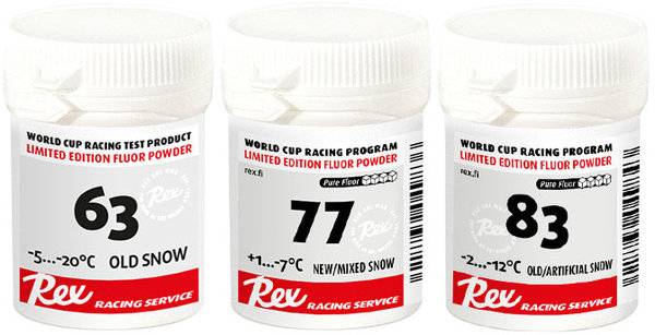 Rex Fluor Powder