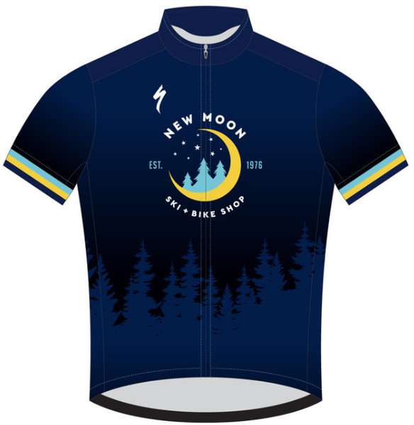 New Moon Men's RBX Sport SS Jersey