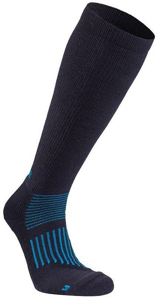 Seger Cross Country Mid Compression Sock - Navy
