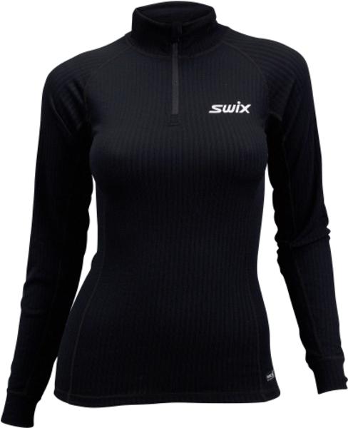 Swix Women's Racex Bodywear Wind Halfzip