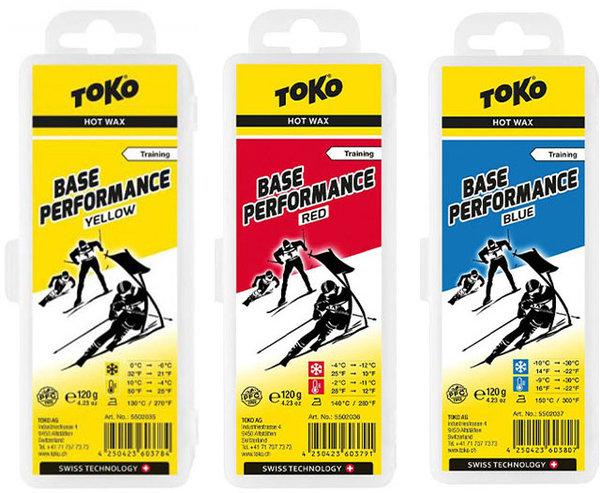 Toko Base Performance Hot Wax 120gm